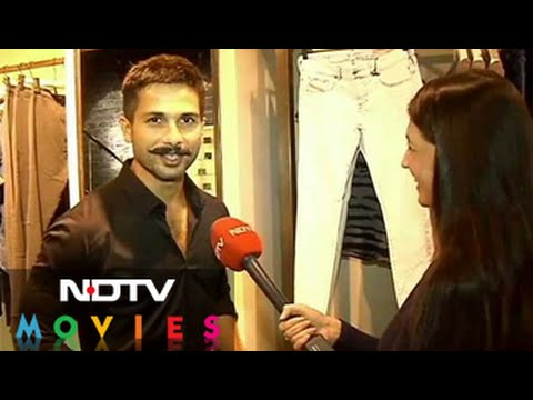 Shahid on the 'coolest thing' about Rangoon
