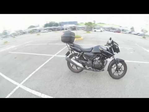 Dafra Apache 150cc - Minha moto - Benzema Moto