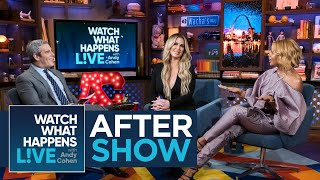 After Show: Why Kim Zolciak-Biermann Wasn't At Andy Cohen's Shower | WWHL