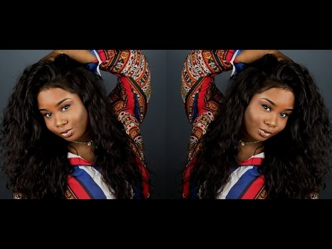 ♡ Flip Over Frontal Install | Shine Hair aliexpress Indian virgin hair