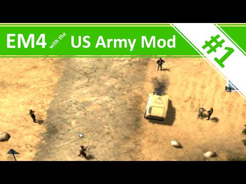 Welcome to the US Army Mod! - Ep.1 - Emergency 4 - US Army Mod Continuous Gameplay