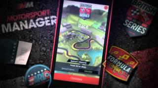 Motorsport Manager Handheld Trailer