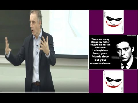 God quotes - Jordon Peterson Mentions Godfather Quotes