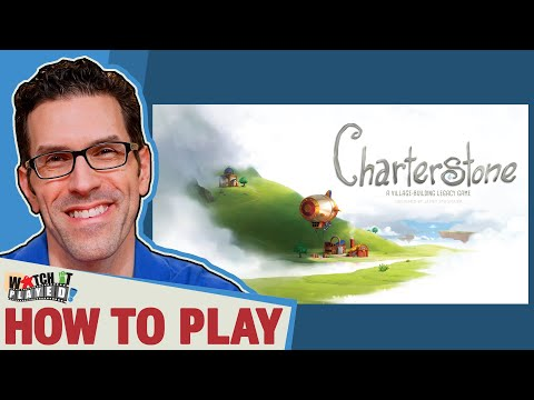 Charterstone - How To Play