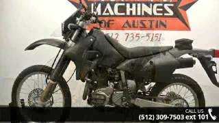 6. 2012 Suzuki DR Z400S  - Dream Machines Indian Motorcycle ...