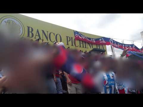 Aguante como el nuestro.. NADIE LO PUEDE PARAR !! - Mafia Azul Grana - Deportivo Quito
