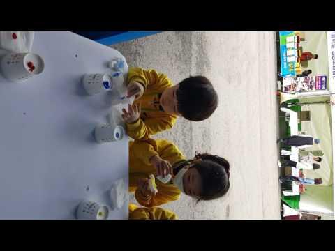 포디믹스 어린이집, 유치원 행사 (코끼리 피규어 채색) 3