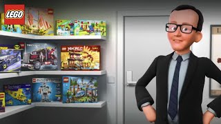 Video The LEGO Story - How it all started MP3, 3GP, MP4, WEBM, AVI, FLV Januari 2019
