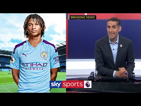 BREAKING! Nathan Ake arrives in Manchester ahead of medical at City!