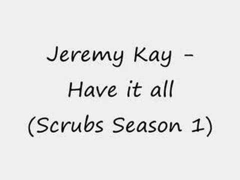 Tekst piosenki Jeremy Kay - Have it all po polsku