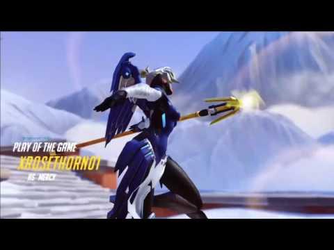 Overwatch : Mercy Montage #14