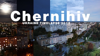 Chernihiv Ukraine  city photo : Chernihiv, Ukraine Timelapse 2012/Чернигов, Украина таймлапс 2012