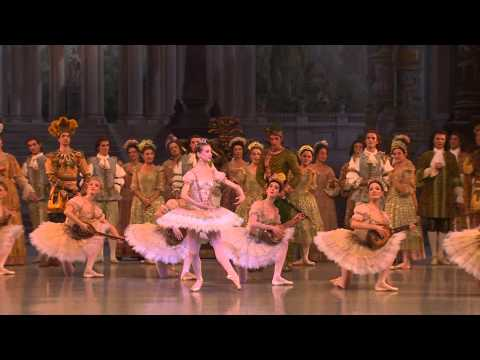 braham - Paris Opera ballet, choreography by Rudolph Nureyev.