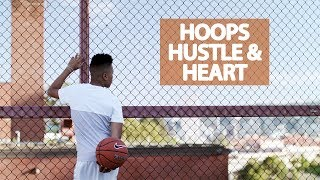 Hoops Hustle & Heart