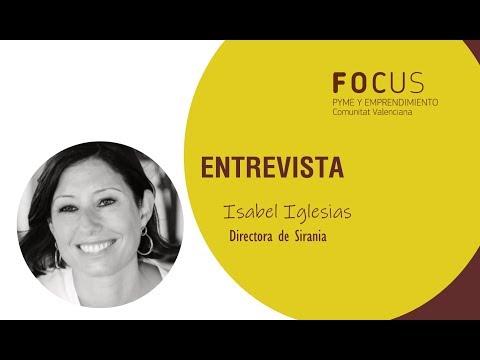 Entrevista a Isabel Iglesias en Focus Pyme Alto y Medio Vinalopó 19[;;;][;;;]