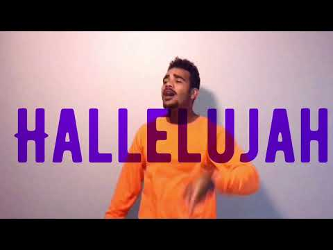 Sammy Maximin - Hallelujah (Lyric Video)