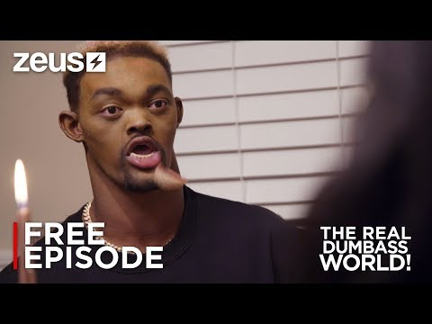 The Real Dumbass World | FREE EPISODE | 1. We Need A Whole New Holy Gxd | ZEUS | FUNNY MIKE