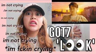 """Video GOT7 """"LOOK"""" MV REACTION! taking them to court. MP3, 3GP, MP4, WEBM, AVI, FLV September 2018"""