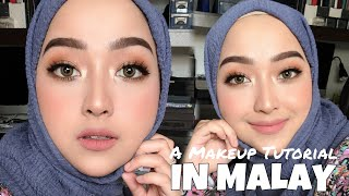 Video Easy Full Glam Makeup tutorial (in Malay) MP3, 3GP, MP4, WEBM, AVI, FLV April 2019