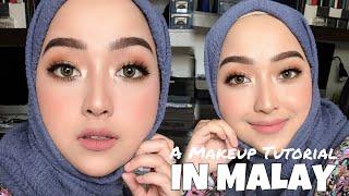 Video Easy Full Glam Makeup tutorial (in Malay) MP3, 3GP, MP4, WEBM, AVI, FLV Mei 2019