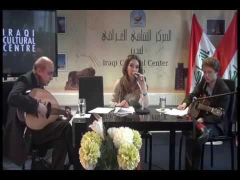 الشاعرة مريم مشتاوي في المركز الثقافي...