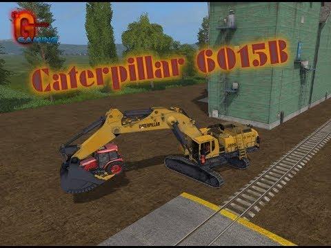 Caterpillar 6015B v1.1
