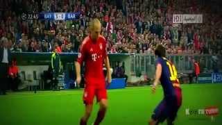 Bayern Munich Vs Barcelona 7-0 All Goals & Full Match Highlights 05.01.2013