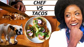 Chef Nyesha Arrington Makes Carnitas Tacos From Scratch  — Improv Kitchen by Eater