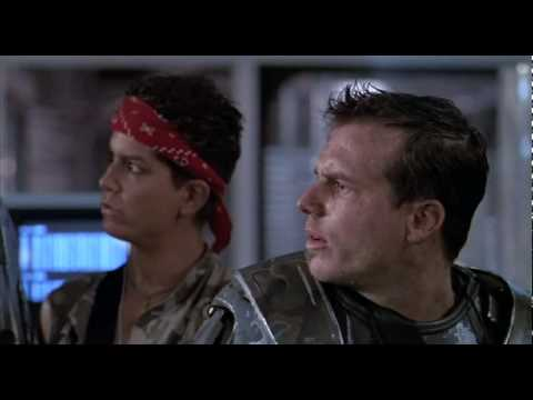 Bill Paxton Aliens supercut