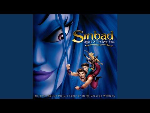 Sinbad Overboard