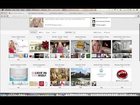 How to Use Pinterest For Your Home Based Business