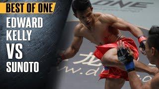 Video ONE: Best Fights | Edward Kelly vs. Sunoto | The Filipino Hero Scored A Superb Win MP3, 3GP, MP4, WEBM, AVI, FLV Desember 2018