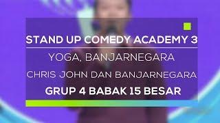 Video Stand Up Comedy Academy 3 - Yoga, Banjarnegara - Chris John dan Banjarnegara MP3, 3GP, MP4, WEBM, AVI, FLV Februari 2018