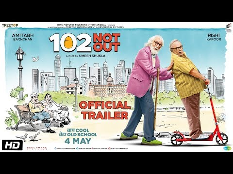 102 Not Out | Official Trailer