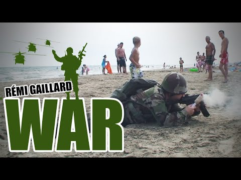 Saving private R�mi (R�mi GAILLARD) Video