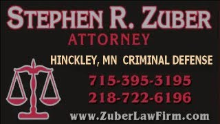 Hinckley (MN) United States  city photos gallery : Zuber Law Firm, Hinckley, MN Criminal Defense Lawyer