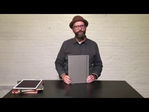 Contega Linen iPad Pro® 12.9 Case Video