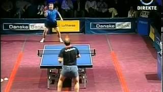 Шоу настольного тенниса Орловски-Пански