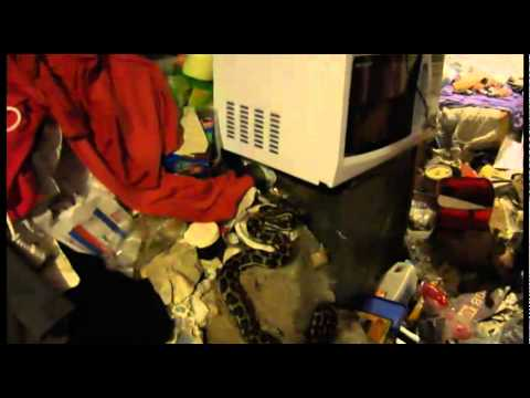 The Hoarders House (You MUST See this Video)