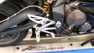 4. 2007 Triumph Daytona 675 - used motorcycle for sale - Eden Prairie, MN