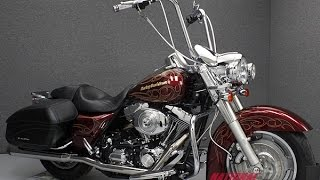 6. 2005  HARLEY DAVIDSON  FLHRSI ROAD KING CUSTOM  - National Powersports Distributors