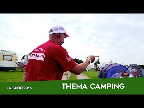 Bospop 2016 | Camping