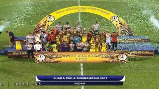 Video Juara Piala Sultan Haji Ahmad Shah 2017 MP3, 3GP, MP4, WEBM, AVI, FLV Juli 2018
