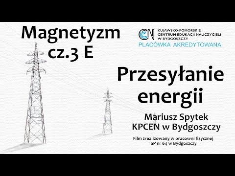 Magnetyzm (cz.3 E) - Przesyłanie energii