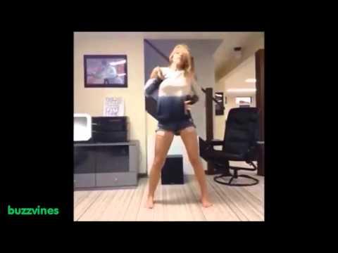 Sexowne nastolatki tańczą MUSISZ TO ZOBACZYC cz  2