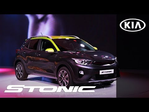 Kia Stonic First Impression