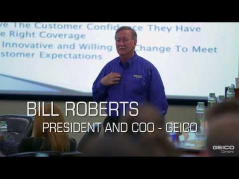 GEICO's Operations Management Internship video