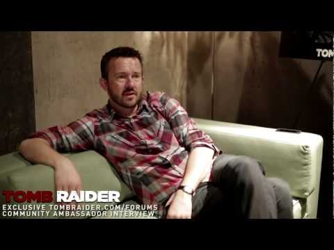 Picture from Chip talks Tomb Raider with Karl Stewart