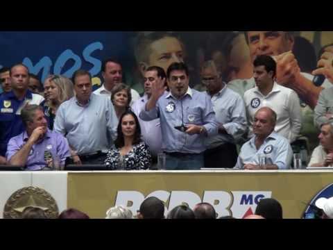 Convenção Municipal PSDB-BH – Discurso Domingos Sávio