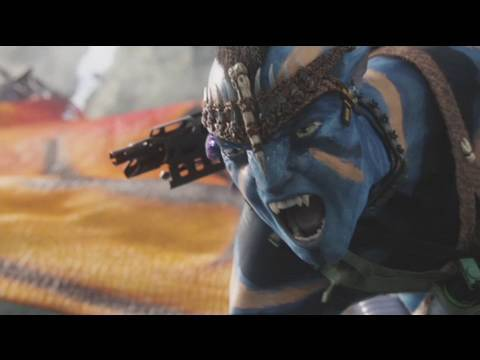 Avatar (Featurette 'Through Eyes of Colonel Quaritch')